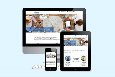 Das Softwarehaus Fink IT Solutions mit neuer Website
